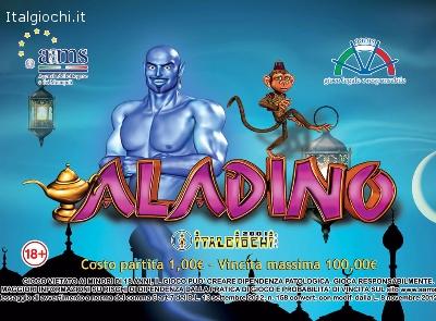 Aladino 70% usata