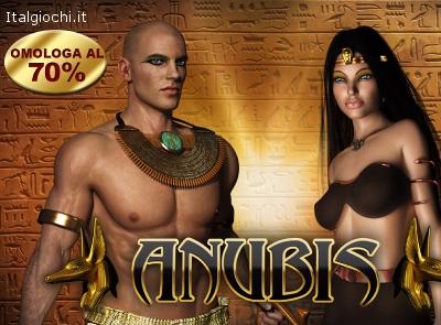 Anubis 70% usata