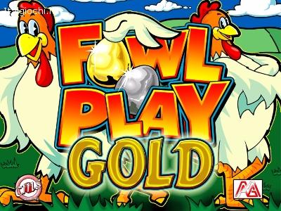 Fowl play gold 70% usata