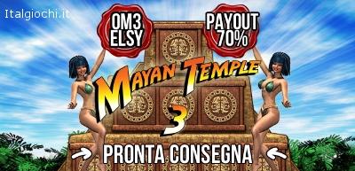 Mayan Temple 70% usata