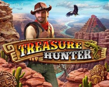 Treasure Hunter 70% usata